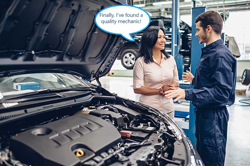 "How to find a ""Quality"" Auto Repair Shop!"