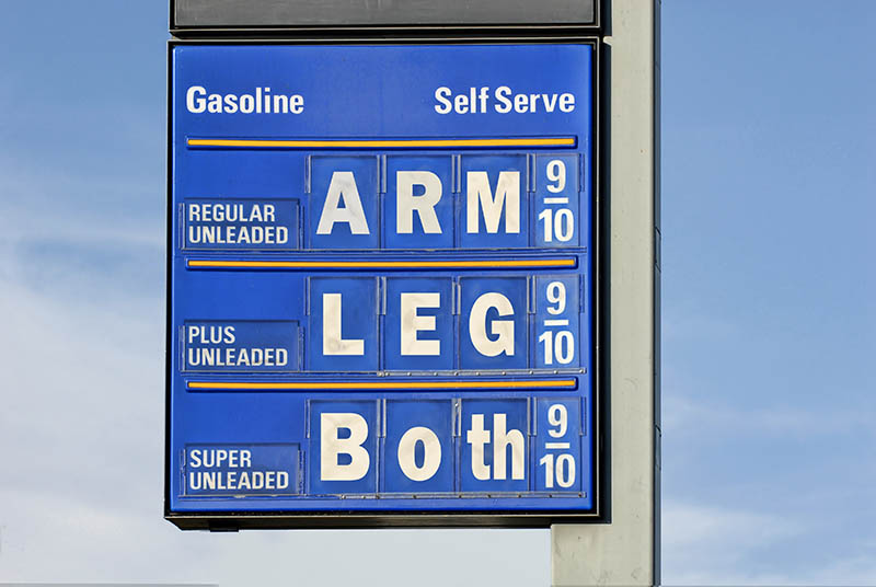 Don't over pay for gas! Save money with these simple tips.